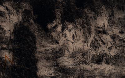 Visita Guiada à exposição associada a workshop Terra de ninguém: da gravura sitiada à gravura in situ