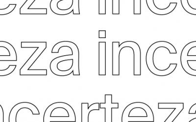 Desenhar na incerteza — Do processo ao projeto #2
