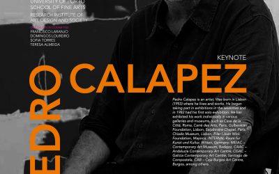 ICOCEP — Pedro Calapez / Do silêncio ruidoso do espaço: algumas obras e percursos
