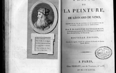 Leonardo da Vinci: o multifacetado génio renascentista no acervo bibliográfico da Universidade do Porto