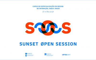 SØS — Sunset Open Sessions / Sessão de apresentação
