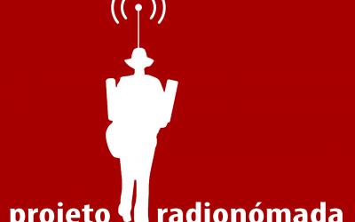 Radionómada / Uma viagem, Uma caminhada em rádio-mapa
