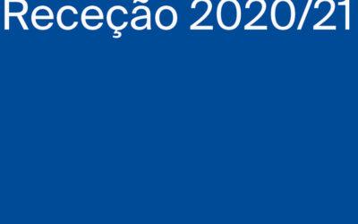 Semana de receção 2020/21