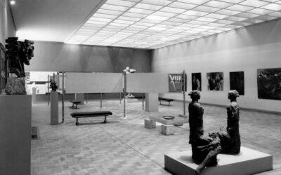 Vistas de Exposição – Exposições Magnas da ESBAP 1952–1968