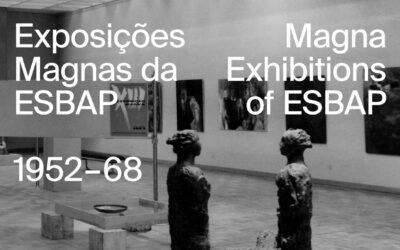 Há uma exposição que ajuda a contar a história da Escola Superior de Belas Artes do Porto